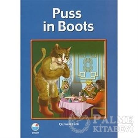 Resim Level B Puss In Boots Cd'siz