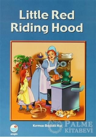 Resim Level B Little Red Riding Hood Cd'siz