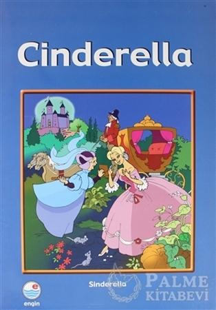 Resim Cinderella Level B Cd'siz