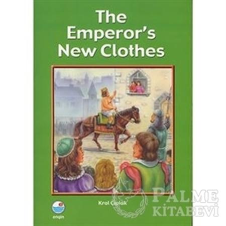 Resim Level C The Emperors New Clothes Cd'siz