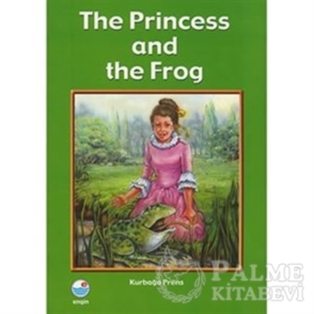 Resim Level C The Princes And The Frog Cd'siz