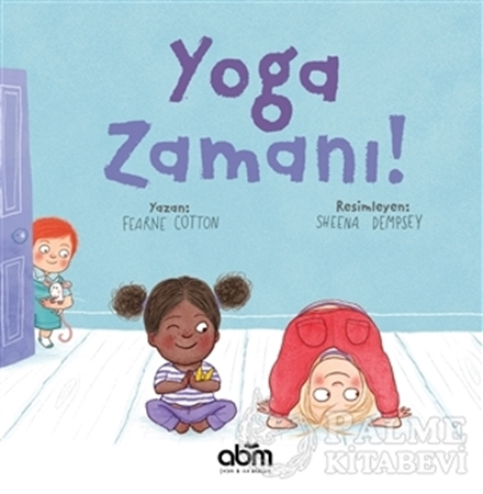 Resim Yoga Zamanı!