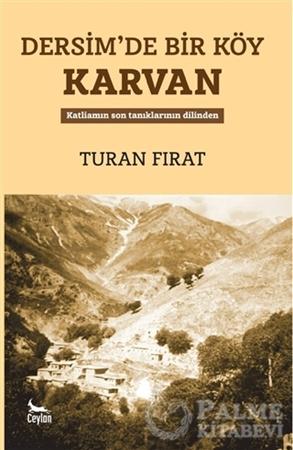 Resim Dersim'de Bir Köy Karvan