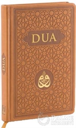 Resim Dua (Evrad-ı Şerife) Büyük Boy Arapça+Türkçe - Taba