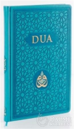 Resim Dua (Evrad-ı Şerife) Cep Boy Arapça+Türkçe - Turkuaz