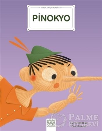 Resim Pinokyo - Bebekler İçin Klasikler