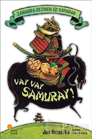 Resim Zamanda Gezinen Üç Kafadar - Vay Vay Samuray!