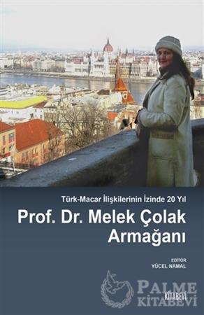 Resim Prof. Dr. Melek Çolak Armağanı