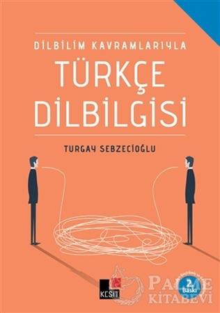Resim Dilbilim Kavramlarıyla Türkçe Dilbilgisi