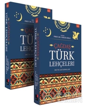 Resim Çağdaş Türk Lehçeleri (2 Cilt Takım)