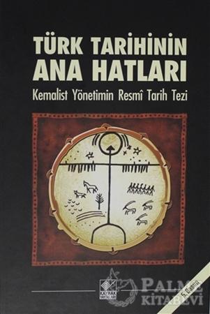 Resim Türk Tarihinin Ana Hatları