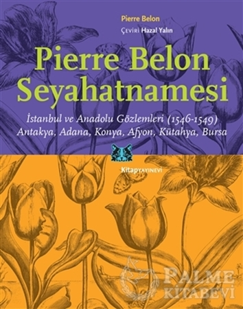 Resim Pierre Belon Seyahatnamesi