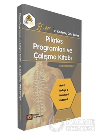 Resim Pilates Programları ve Çalışma Kitabı 2. Kademe