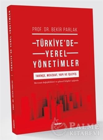 Resim Türkiye'de Yerel Yönetimler