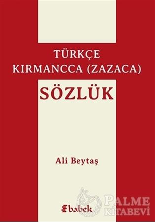 Resim Türkçe-Kırmancca (Zazaca) Sözlük