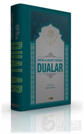 Resim Kur'an ve Ehlibeyt Kaynaklı Dualar (Ciltli)