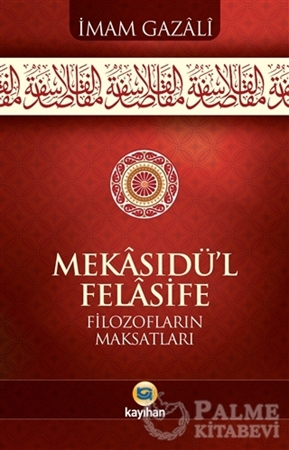 Resim Mekasıdü'l-Felasife