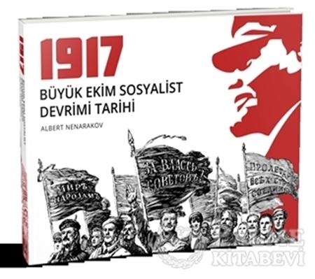 Resim 1917 Büyük Ekim Sosyalist Devrimi Tarihi