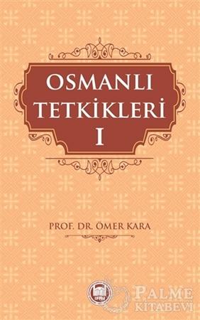 Resim Osmanlı Tetkikleri - 1