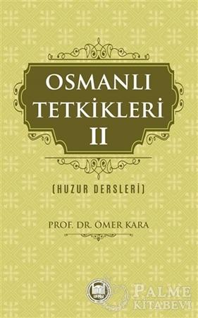 Resim Osmanlı Tetkikleri - 2