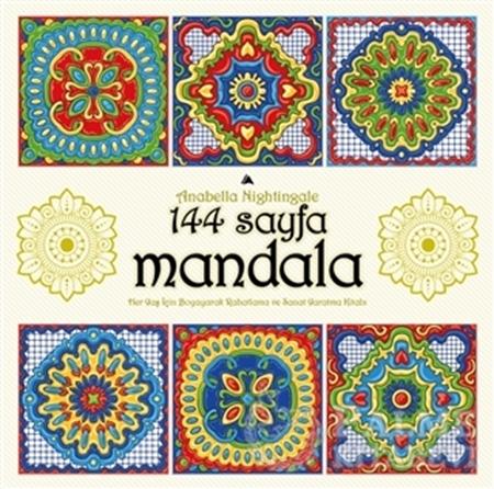 Resim 144 Sayfa Mandala