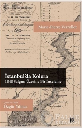 Resim İstanbul'da Kolera
