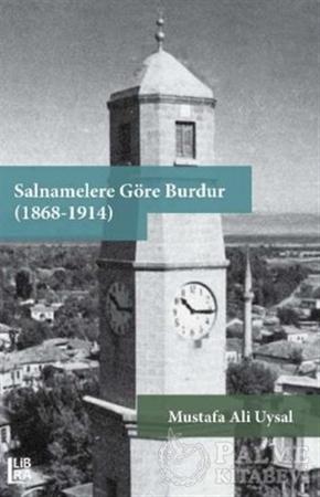 Resim Salnamelere Göre Burdur (1868-1914)