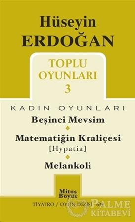 Resim Toplu Oyunları 3 / Beşinci Mevsim - Matematiğin Kraliçesi (Hypatia) - Melankoli