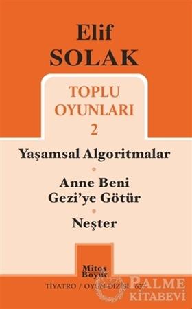Resim Toplu Oyunları 2 / Yaşamsal Algoritmalar - Anne Beni Gezi'ye Götür - Neşter