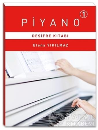 Resim Piyano 1 - Deşifre Kitabı