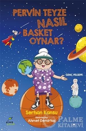 Resim Pervin Teyze Nasıl Basket Oynar?
