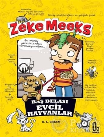 Resim Zeke Meeks - Baş Belası Evcil Hayvanlar