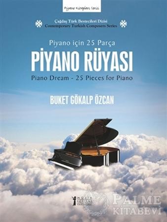 Resim Piyano Rüyası: Piyano İçin 25 Parça