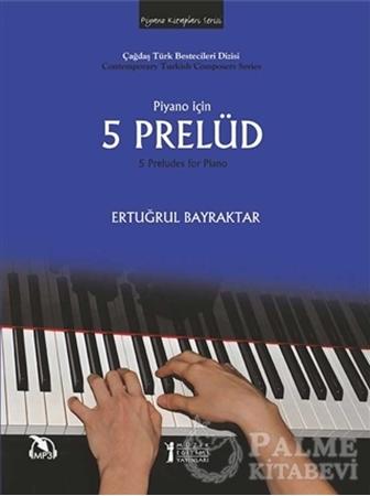 Resim Piyano İçin 5 Prelüd