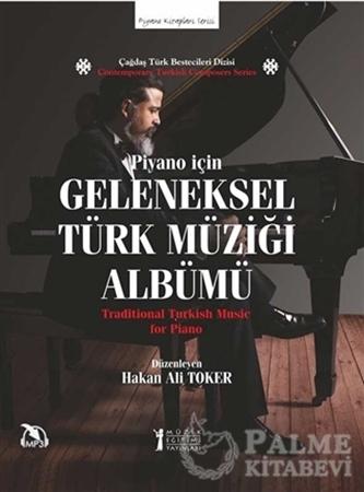 Resim Piyano İçin Geleneksel Türk Müziği Albümü