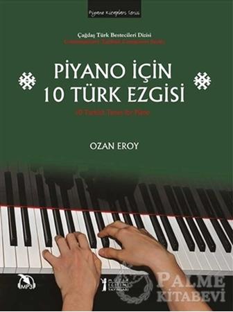 Resim Piyano İçin 10 Türk Ezgisi