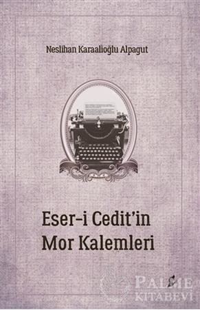 Resim Eser-i Cedit'in Mor Kalemleri