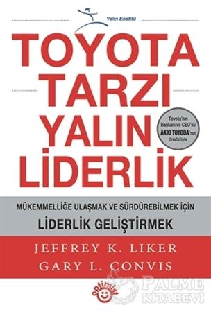 Resim Toyota Tarzı Yalın Liderlik