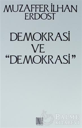 Resim Demokrasi ve ''Demokrasi''