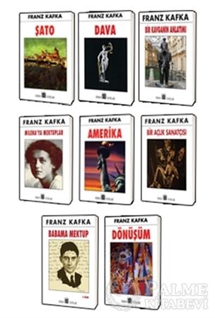 Resim Franz Kafka Klasikleri 8 Kitap Set