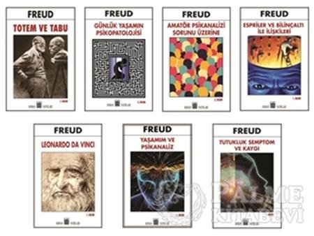 Resim Freud Klasikleri 7 Kitap Set 1