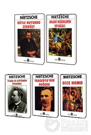 Resim Nietzsche Klasikleri 5 Kitap Set