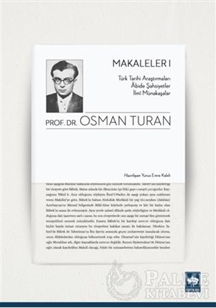 Resim Türk Tarihi Araştırmaları Abide Şahsiyetler İlmi Münakaşalar - Makaleler 1