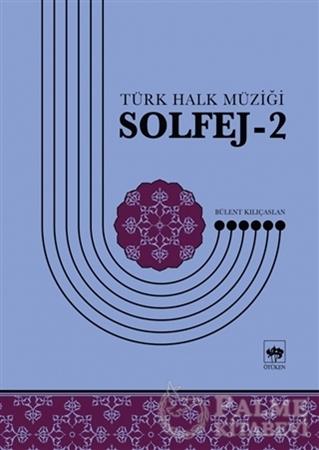 Resim Türk Halk Müziği Solfej - 2