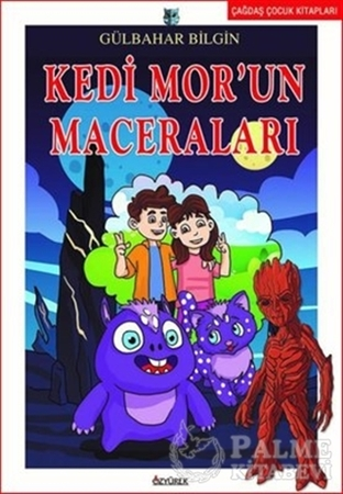 Resim Kedİ Mor'un Maceraları-Çağdaş Çocuk Kitapları