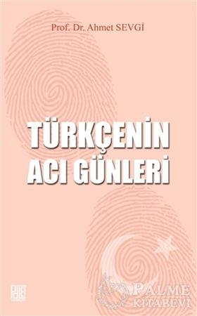 Resim Türkçenin Acı Günleri