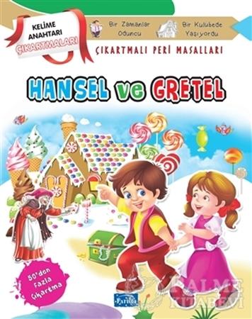 Resim Hansel ve Gretel - Çıkartmalı Peri Masalları