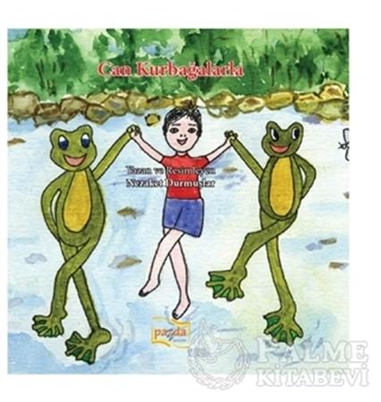 Resim Can Kurbağalarla