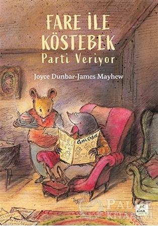 Resim Fare ile Köstebek Parti Veriyor