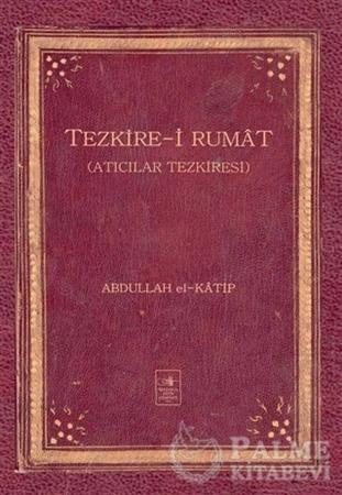 Resim Tezkire-i Rumat